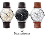MeisterSinger Pangaea Day Date Watches