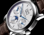 A.Lange & Söhne Saxonia Annual Calendar Platinum 01