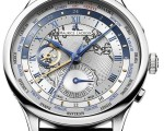 Maurice Lacroix Masterpiece Worldtimer Europe 01
