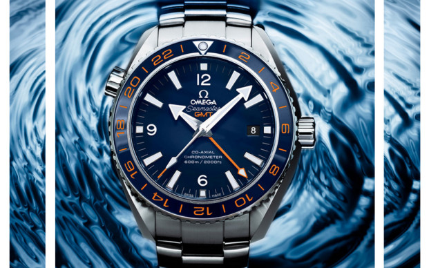 Omega Seamaster Planet Ocean GMT 600M 01