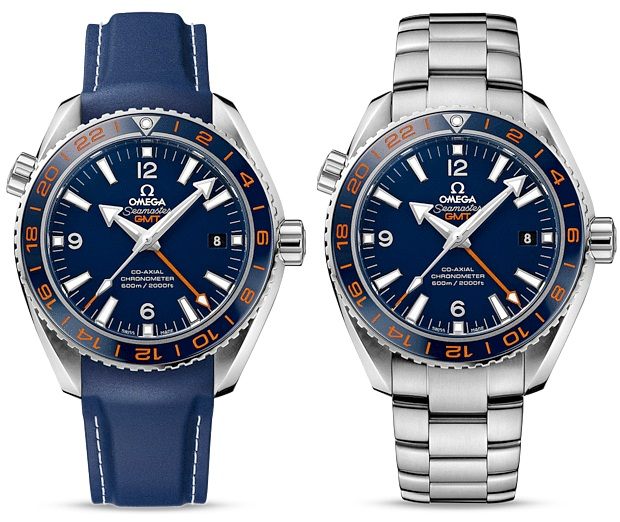 Omega Seamaster Planet Ocean GMT 600M 02