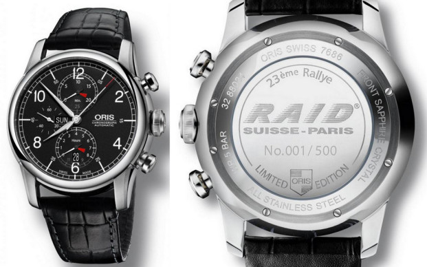 Oris Raid 2013 Limited Edition 02