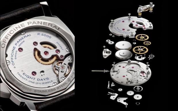 Panerai Luminor Marina 8 Days 44 mm PAM510 and PAM511 Watches 02