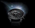 Breitling Navitimer Cosmonaute Blacksteel 01