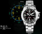 Ball Watch Co Engineer Hydrocarbon Spacemaster Captain Poindexter 02
