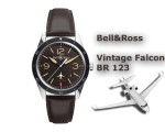 Bell & Ross Vintage Falcon BR 123 BR 126 01