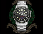 Bremont Royal Marines Commando 01
