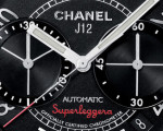 Chanel J12 Matte Black Superleggera 02