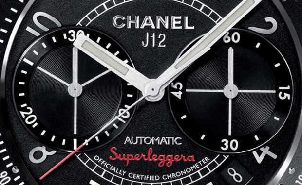 Chanel J12 Matte Black Superleggera 02