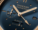 Officine Panerai Radiomir 8 Days GMT Oro Rosso PAM538 01