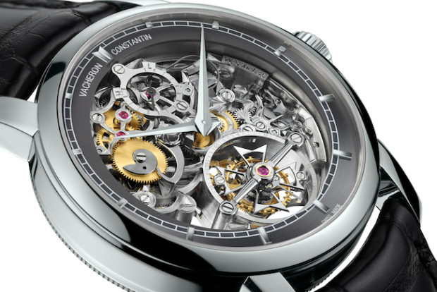 Vacheron Constantin Patrimony Traditionnelle 14-Day Tourbillon Openworked 01