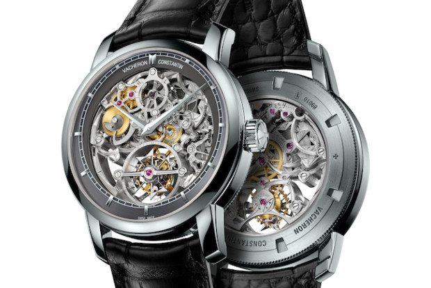 Vacheron Constantin Patrimony Traditionnelle 14-Day Tourbillon Openworked 02
