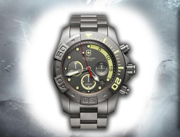 Victorinox Dive Master 500 Chronograph Limited Edition 01