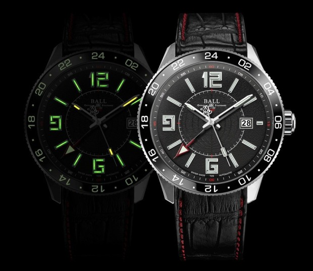 Ball Engineer Master II Pilot GMT 01